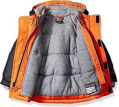 Baby Winter Coat ZeroXposur Baby Boys Heavyweight Jacket 12M-24M