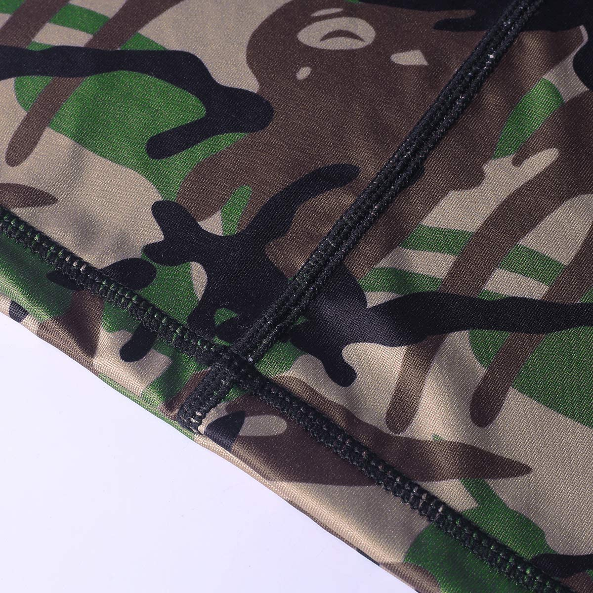 AXBXCX Camouflage Breathable Neck Gaiter Face Mask Protection for Outdoor Sport