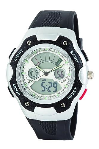 Dunlop DUN-237-G02 - Reloj de pulsera hombre, color negro: Amazon.es: Relojes