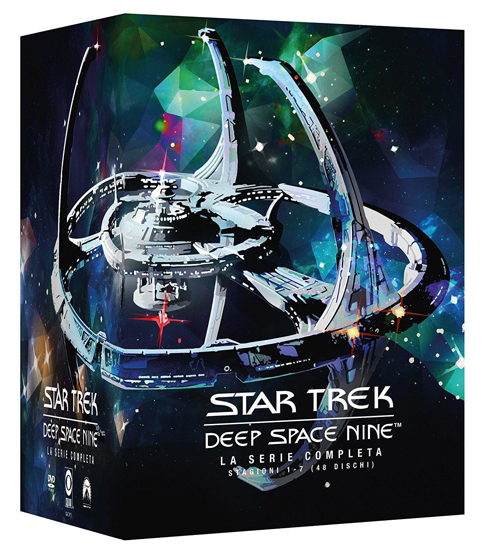 Star Trek Deep Space Nine: Stagioni 1-7 48 DVD Italia: Amazon.es ...