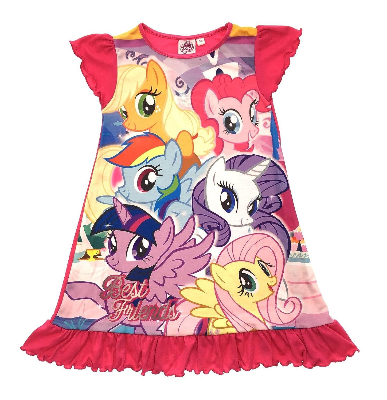 My Little Pony Girls Nightdress Amazon Clothing