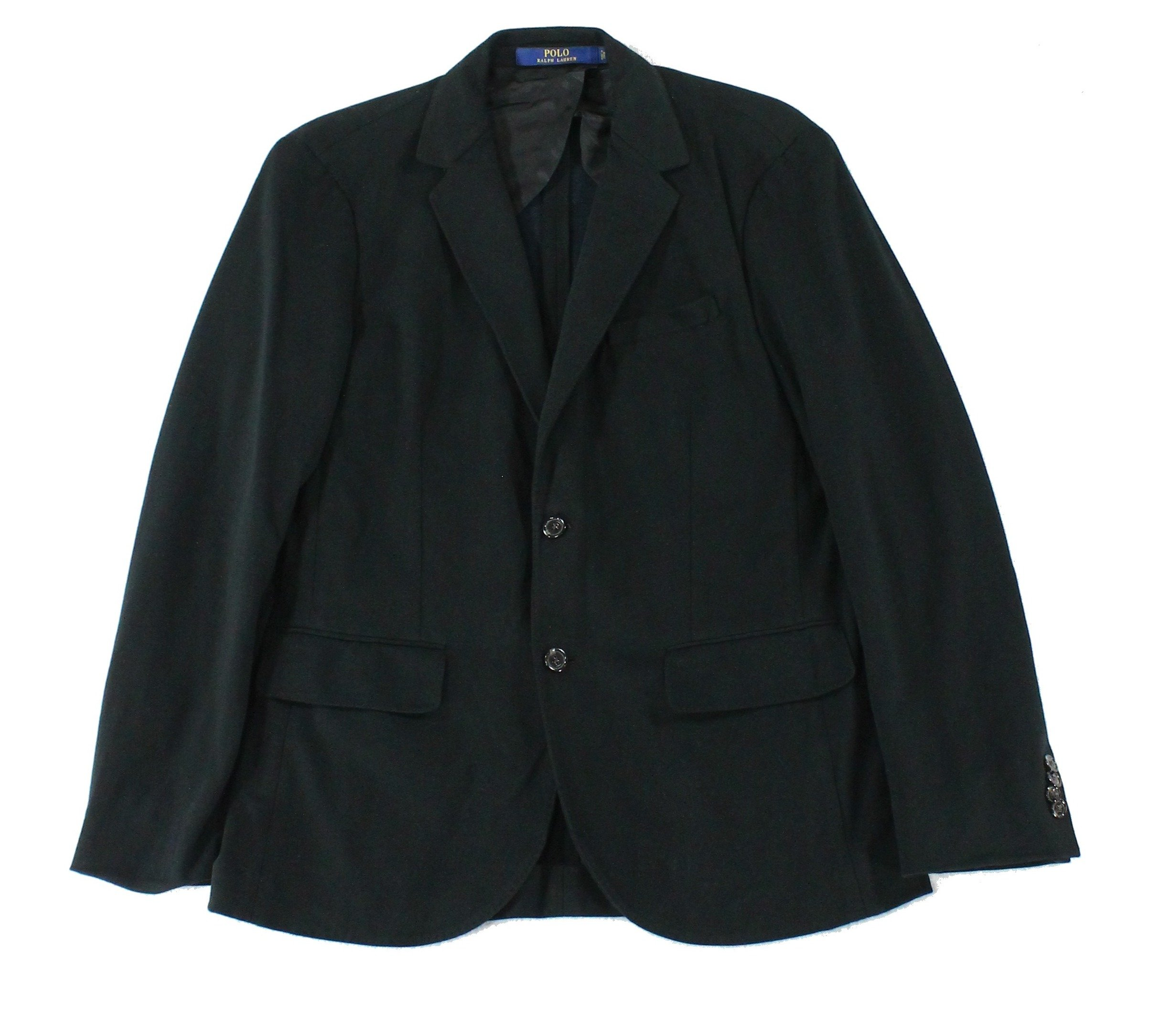 Polo Ralph Lauren Men's Knit Cotton-Blend Blazer (L)