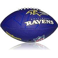 Wilson Football NFL Junior Baltimore Ravens Logo