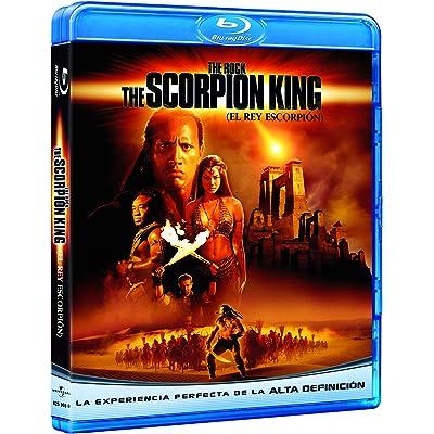 El rey escorpión [Blu-ray]