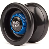 YoYoFactory Yo de Velocity 014–Yo-yo–Le Yo-Yo pour les débutants Ambitieux, noir