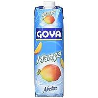Deals on 6-Pack Goya Mango Nectar 33.8 oz.