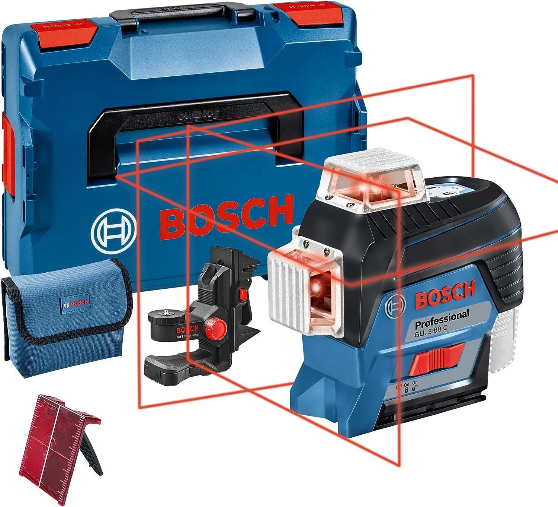 Bosch Professional 0601063R03 Nivel láser, 12 V