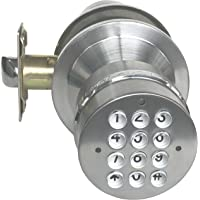 Charmant SoHoMiLL Electronic Door Knob (Spring Latch LOCK; Not Smartphone Connected;  Not Deadbolt)