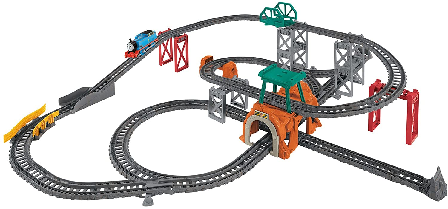 Fisher price thomas amp friends trackmaster treasure chase set new - Fisher Price Thomas Amp Friends Trackmaster Treasure Chase Set New 48