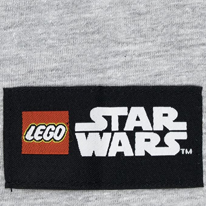 LEGO Star Wars - Camiseta de Manga Corta - Manga Corta - para Niño
