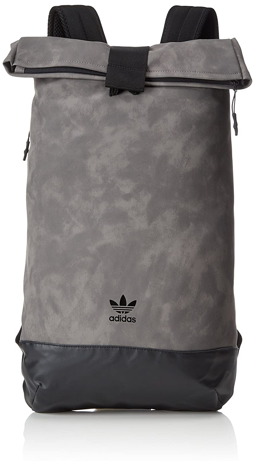 b3e2fc689 adidas Women's Roll up Urban Rucksack, Mgsogr, 42 x 28 x 11 cm:  Amazon.co.uk: Sports & Outdoors