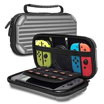 Funda Caja Bolsa de Nintendo Switch,Estuche de Viaje ...