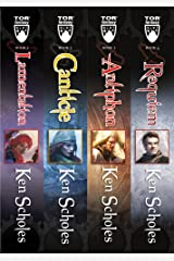 The Psalms of Isaak Series: (Lamentation, Canticle, Antiphon, Requiem) Kindle Edition