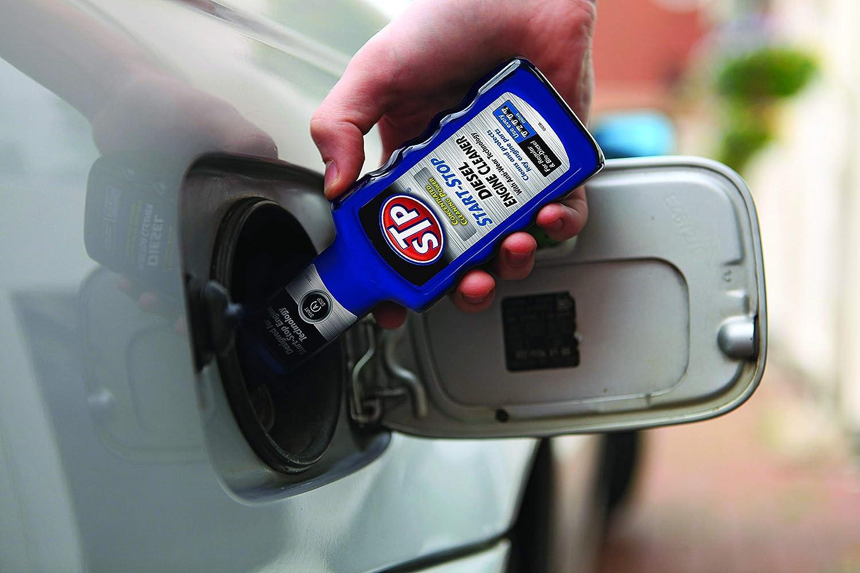 STP gst75200en Start Stop Limpiador de Motor diésel, 200 ML: Amazon.es: Coche y moto