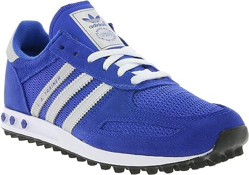 trainer blu adidas