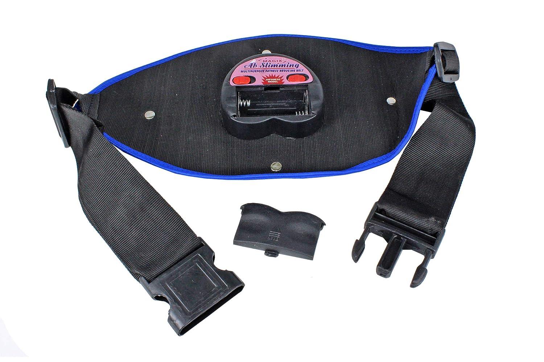 4519c4d572e4e Frackkon Slimming Massager Belt with Vibration Magnetic Tummy Control  Shapewear Stomach Fat Burner Workout Sauna Suit Cincher Fat Cutter Tummy  Tucker Waist ...