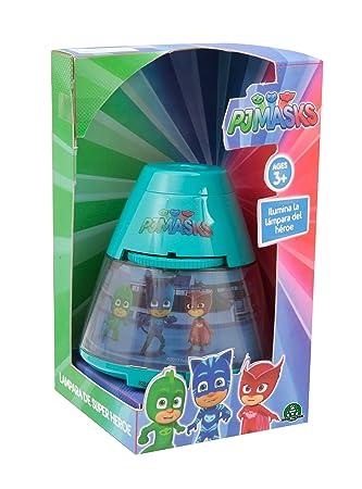 Giochi Preziosi Super pigiamini PJ MASKS Proyector luminoso