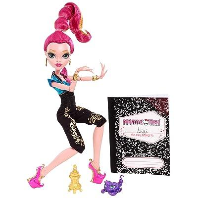 Monster High 13 Wishes Gigi Grant Doll: Toys & Games [5Bkhe0702061]