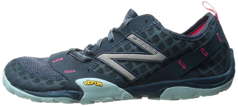 New Balance Women's WT10v1 Minimus Trail Running Shoe B01FSIU292 12 D US Grey/Blue