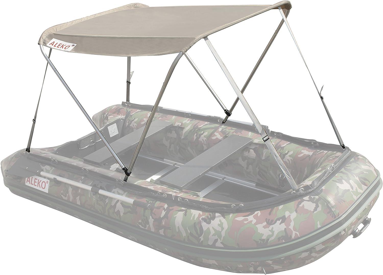 Amazon.com: Aleko bstent420we Canopy Barco tienda de campaña ...