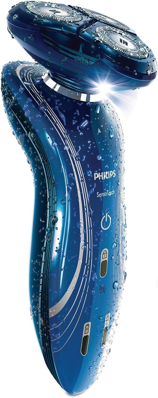 Philips RQ1155/17 - Afeitadora sin cable SensoTouch 2D serie 7000 ...