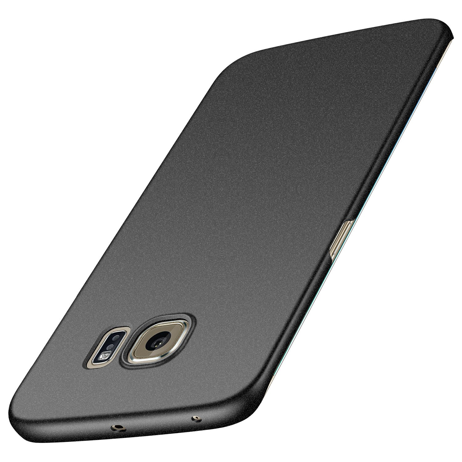 official photos c241d 0a818 anccer Compatible for Samsung Galaxy S6 Edge Plus Case [Ultra-Thin]  [Anti-Stain] [Anti-Drop] Premium Material Slim Full Protection Cover (Matte  Gray)