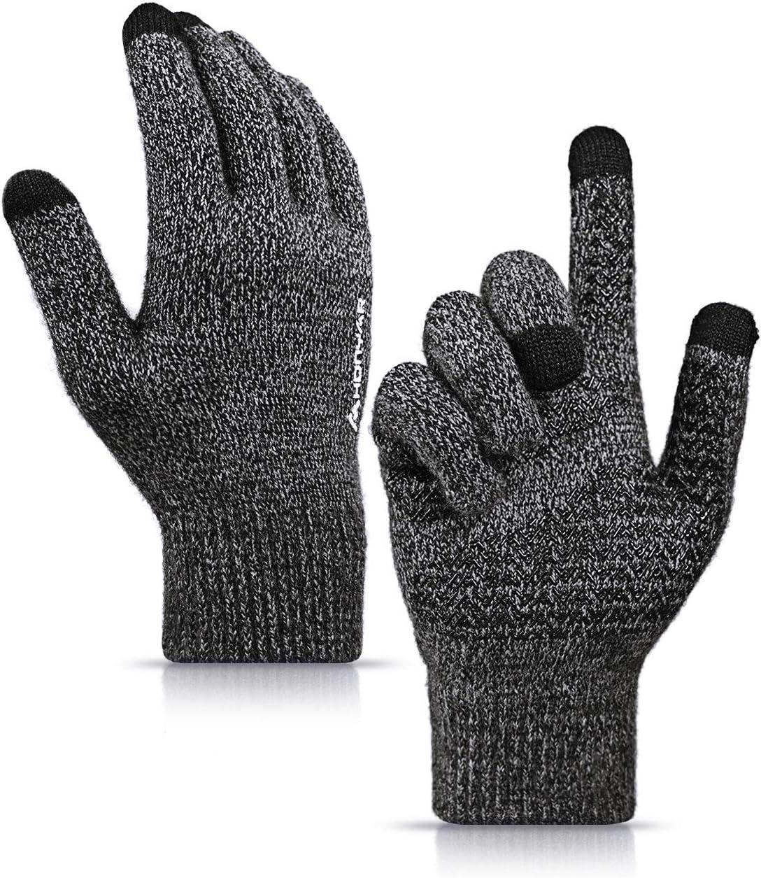 HONYAR Knit Soft Winter...