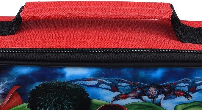 Bolsa Aislante para el Almuerzo Color Rojo 26 x 21 x 7 cm Boyz Toys ST457