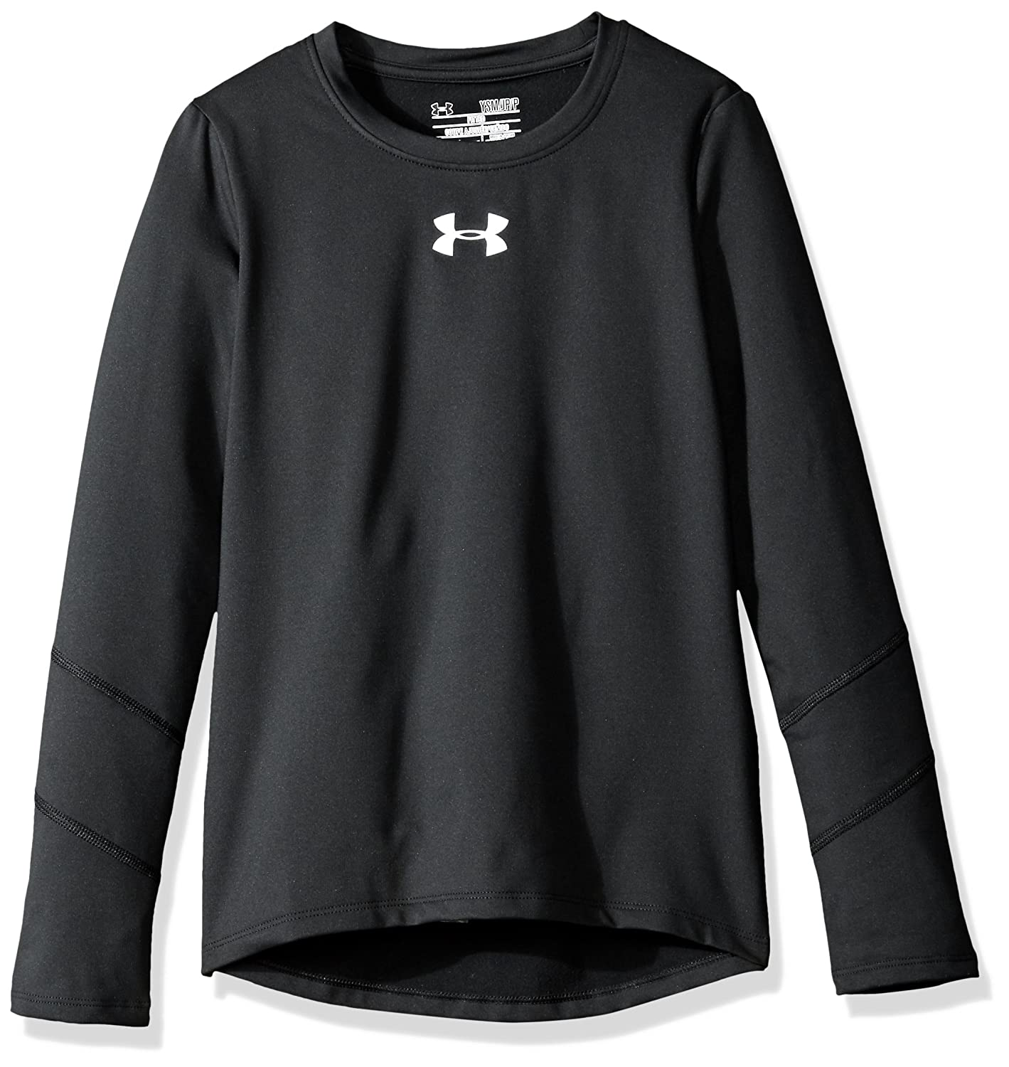 Under Armour Girls' ColdGear Long Sleeve