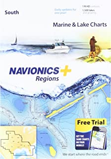 Amazon com: Navionics Msd/Nav+Ni Map: Navionics: Sports