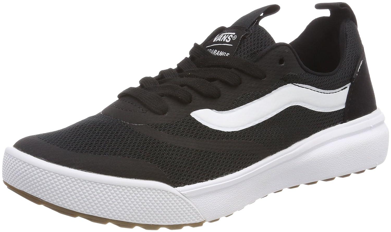 Vans Unisex UltraRange Rapidweld Sneaker B074QTWGFH 10.5 M US Women / 9 M US Men|Black/White