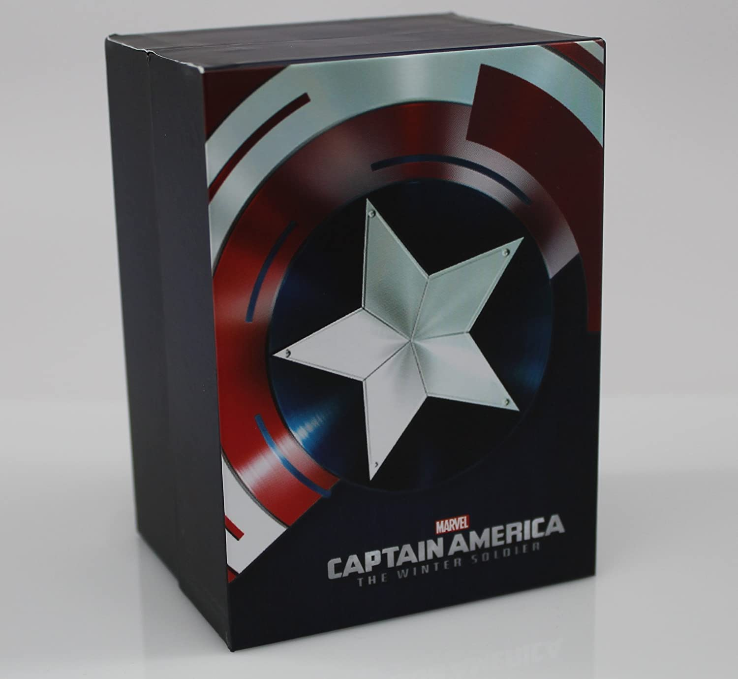 Amazon Captain America The Winter Sol r Exclusive Limited