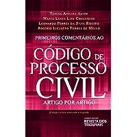 Primeiros Comentários Ao Código De Processo Civil 3º Edição