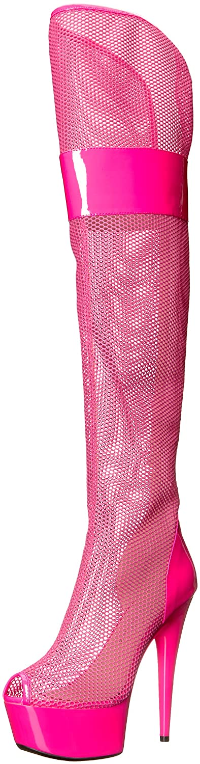 Ellie Shoes Women's 609-Ivy Boot B0182KW73W 10 B(M) US|Fuchsia