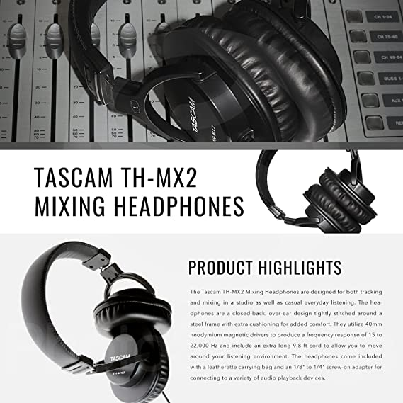 Amazon com: Tascam US-1X2 1 In 2 out USB Audio & MIDI Interface with