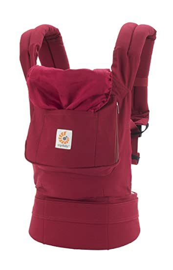 Amazon.com   Ergobaby Original 3 Position Baby Carrier Red   Baby