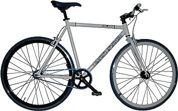 Gotty Bicicleta Fixie FX-40, Cuadro Fixie Acero 28