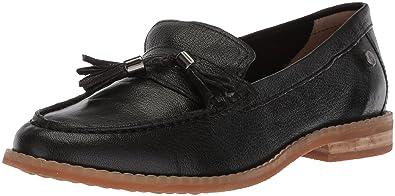 bd4fa9221f7 Hush Puppies Chardon Penny Women 5 Black Leather