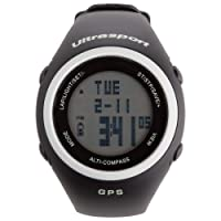 Ultrasport Cardiofrequenzimetro GPS NavRun 600 con Fascia Toracica a 2.4 Ghz