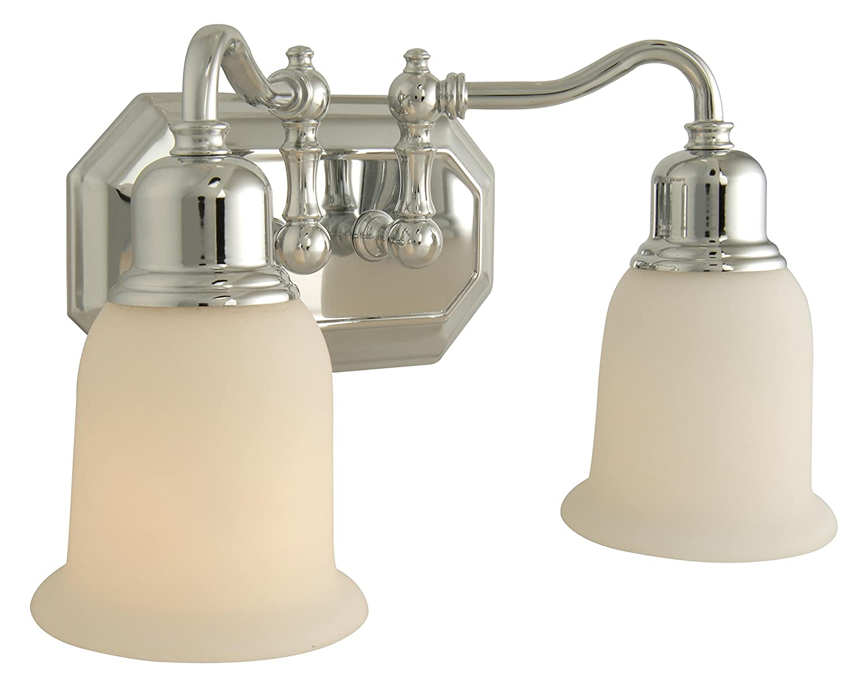 Craftmade 15813CH2 2 Light Vanity