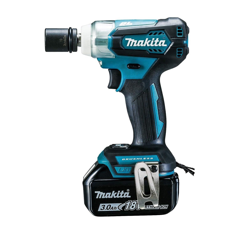<br /> マキタ(Makita) 充電式インパクトレンチ TW181DRFX 奥行15.1×高さ7.9×幅23.5cm