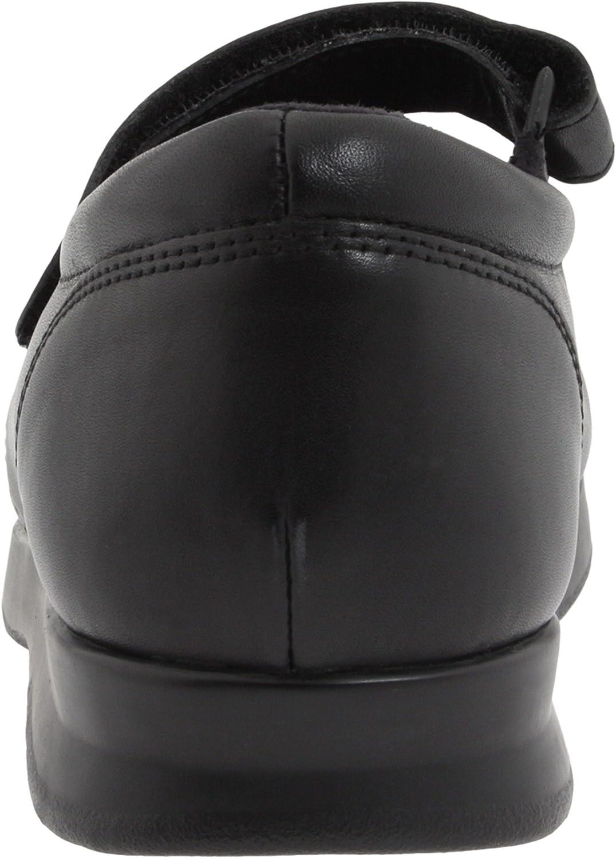 Drew Shoe Women's Bloom II Mary Jane B0018B3UX4 5.5 B(M) US|Black Calf