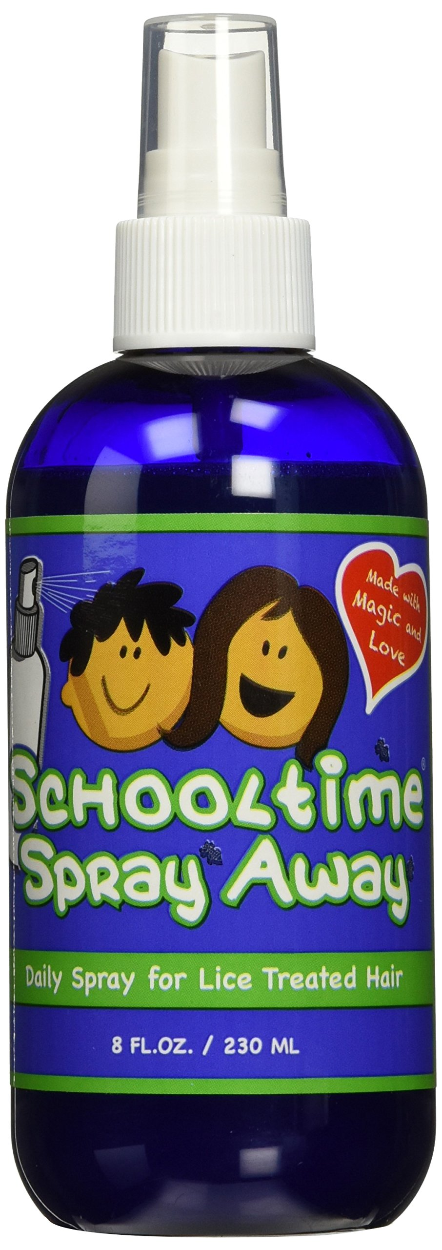 Schooltime Spray Away After Treatment Spray