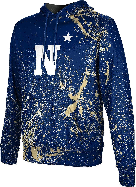 ProSphere United States Naval Academy Boys Pullover Hoodie Splatter