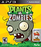 Plants Vs. Zombies (輸入版) - PS3