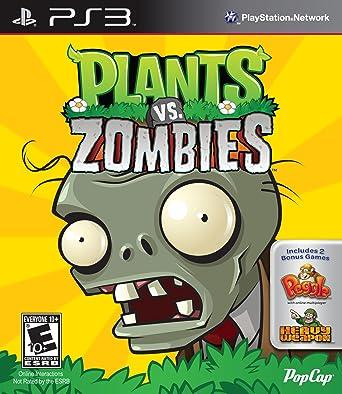 Amazon plants vs zombies ps3 plants vs zombies ps3 voltagebd Gallery