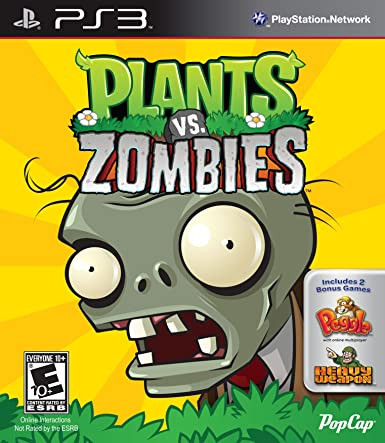 PopCap Plants vs Zombies, PS3 - Juego (PS3): Amazon.es ...