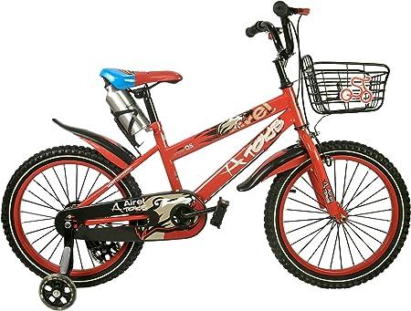 Zerimar Infantiles para niños ruedines y Cesta  Bici niño 14,16,18 ...