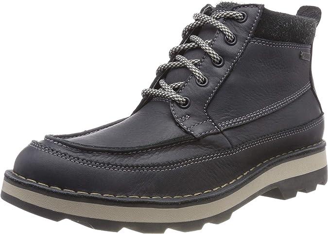 Clarks Men's Korik Rise GTX Chelsea Boots
