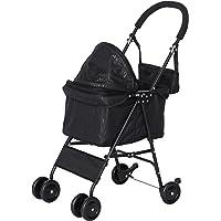 IRIS Pet Stroller, Black